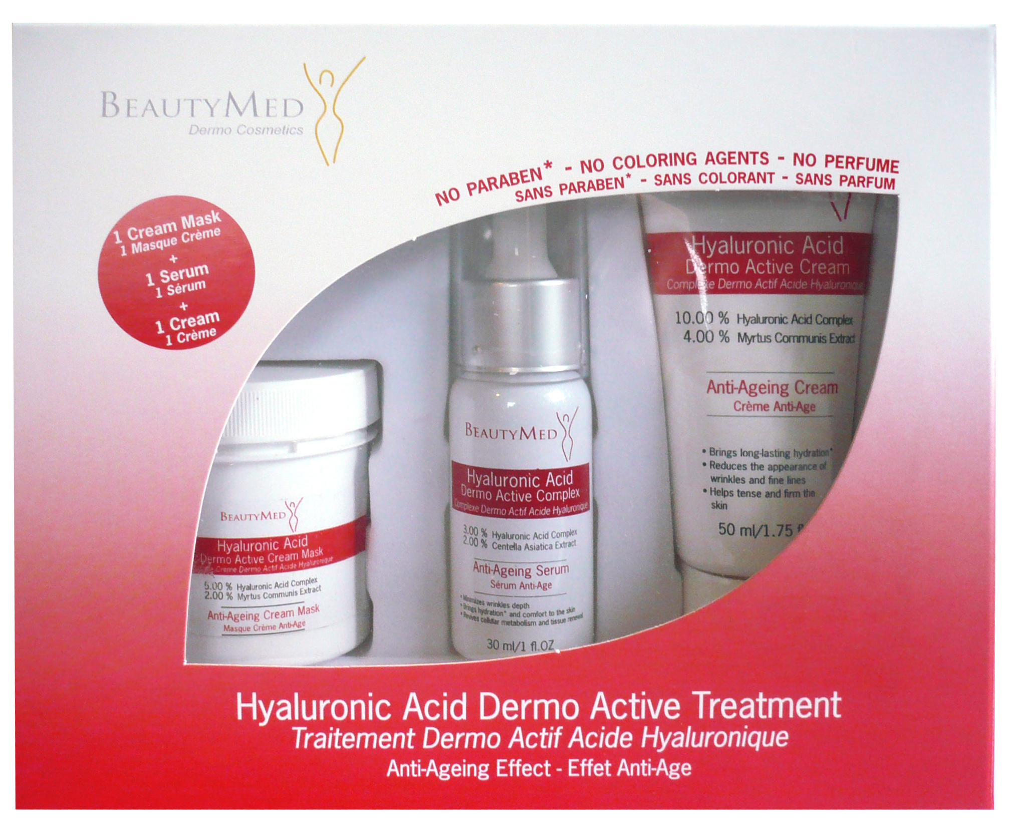 KITS HYALURONIC FACE