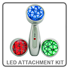 LED Attachment Kit for microdermabrasion