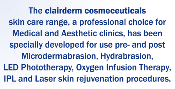 Clairderm-Cosmeceuticals-INTRODUCTION